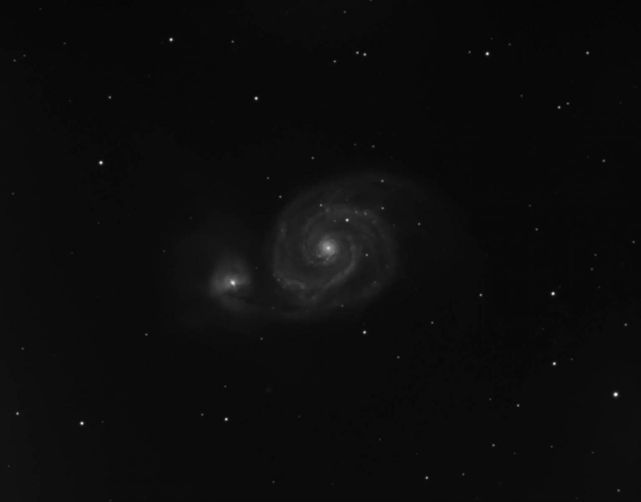 M51 from sgl, what i managed to salvage out of the weekend