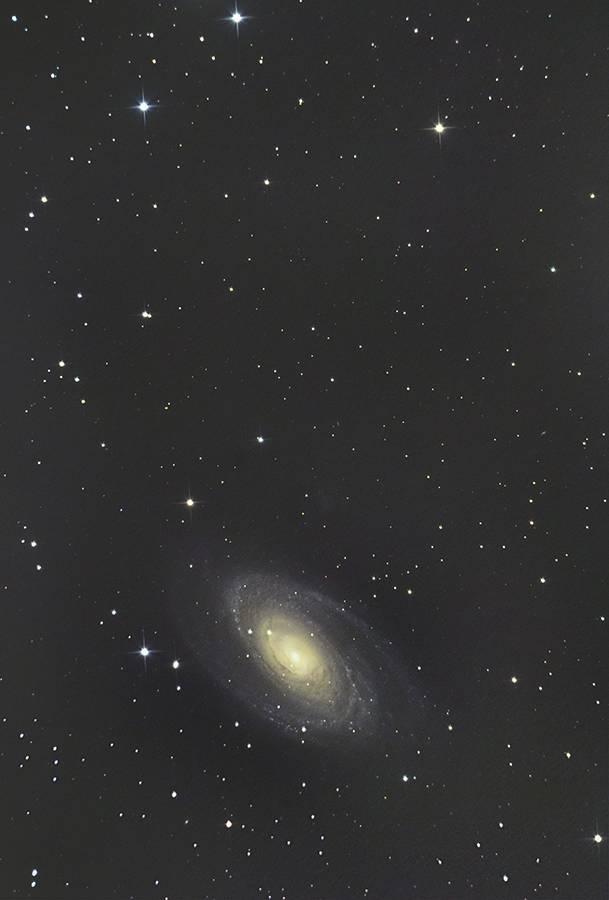 Derbyshire Dave's superb M81!