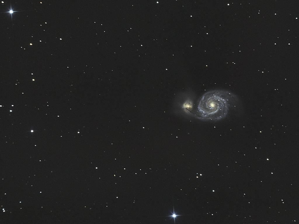 Derbyshire Dave's M51