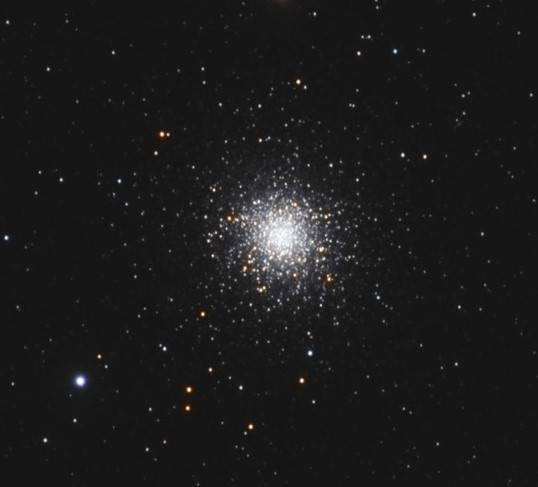Alec's first attempt at M13