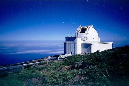 Visiting the Isaac Newton and William Herschel Telescope
