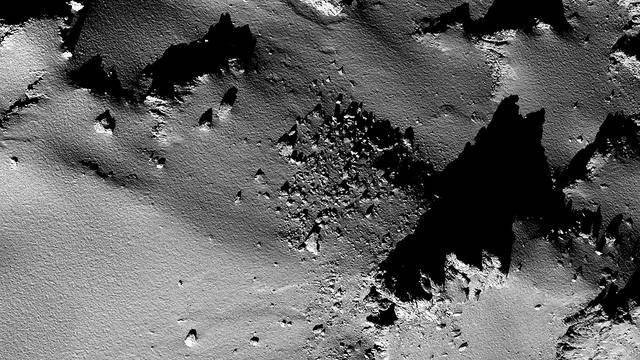 Photos from Rosetta
