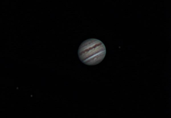 Brady's Jupiter & Saturn