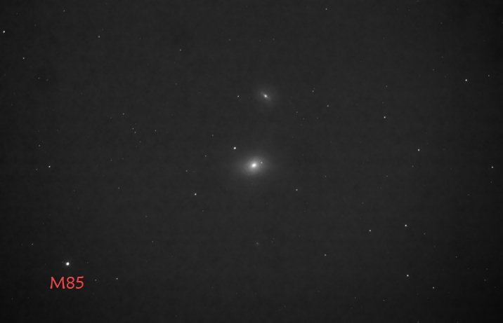 Messier list 2019